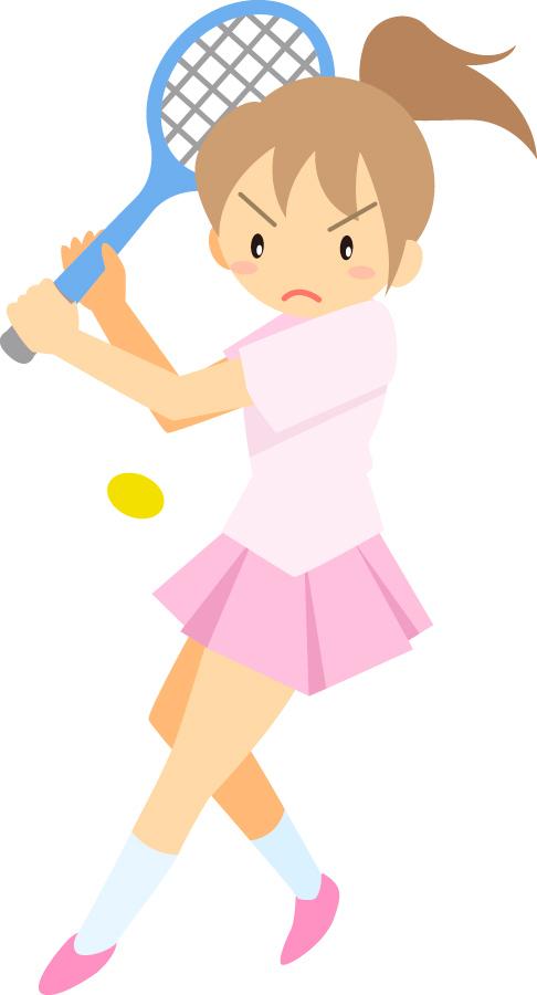 テニス部,脱毛